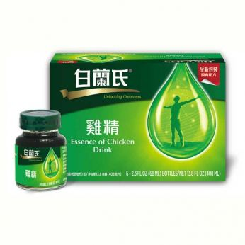 BRAND'S® Essence of Chicken Drink (6 Bottles) 白蘭氏®雞精 (6瓶)
