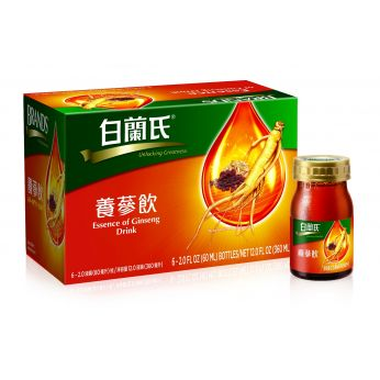BRAND'S® Essence of Ginseng (6 Bottles) 白蘭氏 養蔘飲 (6瓶)
