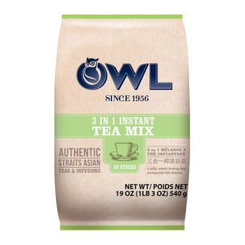 OWL 3-IN-1 Instant Milk Tea (30 Sachets)