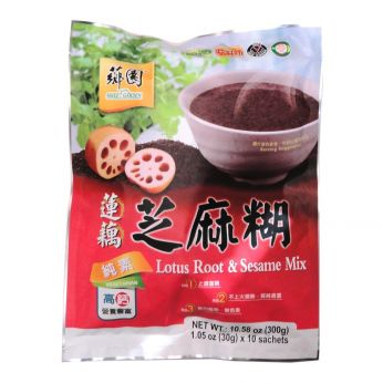 Sweet Garden Lotus Root & Sesame Mix (10 Sachets)