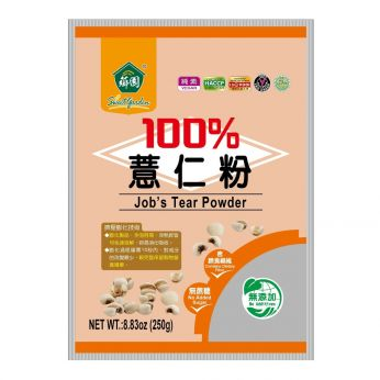 Sweet Garden 100% Job's Tear Powder (10 Sachets)
