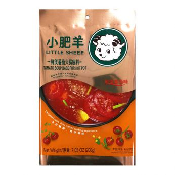 Little Sheep Hot Pot Soup Base (Tomato) 小肥羊火鍋底料 (鮮美番茄)