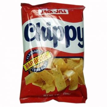 Jack N Jill Chippy Barbecue Flavored Corn Chips