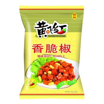 Huang Fei Hong Magic Chili Snack