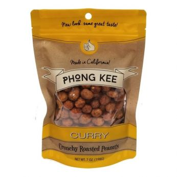 Phong Kee Curry Crunchy Roasted Peanuts
