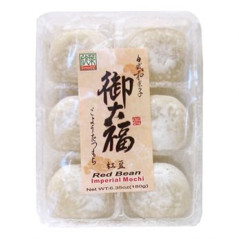 Formosa Yay Imperial Mochi (Red Bean Filling)  (6 PCS)
