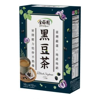 Sweet Garden Black Soybean Tea 10g x 12 金薌園黑豆茶