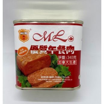 MALING Luncheon Meat 340g 梅林優質午餐肉