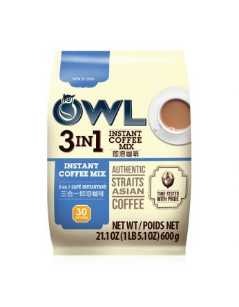 OWL 3-IN-1 Instant Coffee (30 Sachets)